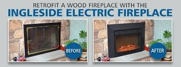 Fireplace Electric Insert 28 Inch Electric Fireplace Insert Electric Insert And Surround