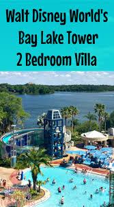 Disney 2 Bedroom Villas Walt Disney World U0027s Bay Lake Tower 2 Bedroom Villa Through