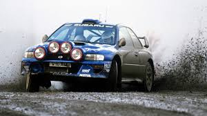 subaru wrc wallpaper 1999 subaru impreza 2 5rs right foot down