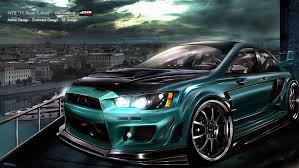 mitsubishi lancer evo modified mitsubishi lancer evo x wtbr1 by darknessdesign on deviantart