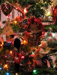 my christmas tree tells a story that i know by heart gifts of