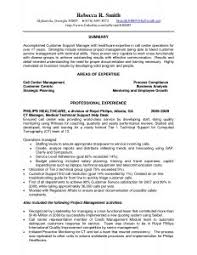 customer service resume template free resume template and