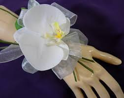 Orchid Corsage Orchid Corsage Etsy