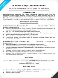 business analyst resume template system analyst resume sle business analyst resume entry level