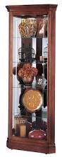 Curio Cabinet Makeover by Howard Miller Lynwood Corner Curio Cabinet 680345