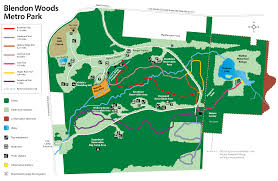 Map Of Westerville Ohio by Ohio Ebird Hotspots Blendon Woods Metro Park
