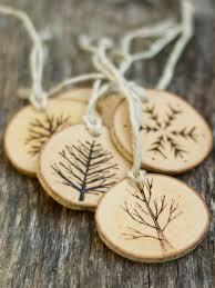 diy ornaments 35 felt wood paper ornaments