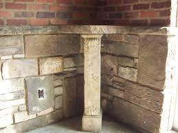 finished basement inspired by old english pub yoder masonry inc