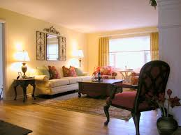 interior perfect country living room decorating ideas in small