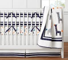 Design Crib Bedding Giraffe Baby Bedding Pottery Barn