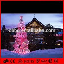 rgb led christmas tree light factory direct sell christmas light
