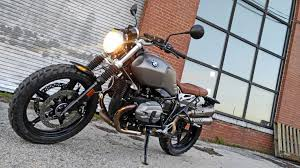 bmw motorcycle scrambler 2017 bmw r ninet scrambler your unique path to adventure