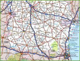 map usa southeast map of southeast usa beauteous at justinhubbard me