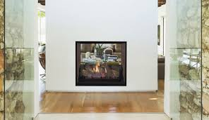 Indoor Outdoor Wood Fireplace Double Sided - superior drt63st see through direct vent indoor outdoor gas