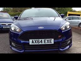 used ford focus st3 3 2015 ford focus st3 tdci for sale at simon shield cars ltd