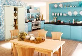 küche türkis küchen küchenfronten in hellblau