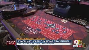Cincinnati Casino Buffet by Gm Says The Rebranded Jack Cincinnati Casino Could Reach Monthly