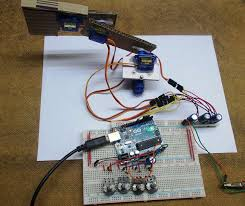 diy engineering projects diy arduino robotic arm project with circuit diagram code