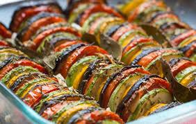 cuisiner les l馮umes sans mati鑽e grasse tian de légumes recettes de noémie abitbol