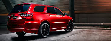 jeep durango interior 2017 dodge durango special edition packages