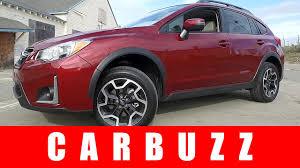 2016 subaru impreza hatchback red 2016 subaru crosstrek unboxing better than the impreza hatchback