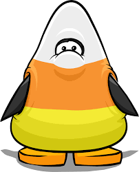 candy corn costume club penguin wiki fandom powered by wikia