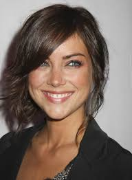 short brunette hairstyles front and back short party hairstyles for heart shaped faces beauty riot