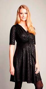maternal america maternal america black sequin maternity dress bellablu maternity