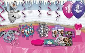 frozen party supplies frozen party supplies decorations ideas partycheap