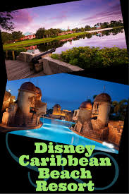 Disney Caribbean Beach Resort Map by Disney Caribbean Beach Resort