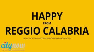 happy from reggio calabria happyday citynow it