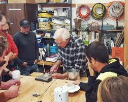 college woodworking programs woodworking tourist college of the