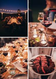 charlottesville wine and country living blog harvest dinner at