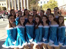 in motion dancers performed in 6 abc thanksgiving day parade