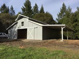 side porches tack feed porches more norcal structures inc