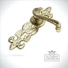 Decorative Door Handles And Knobs Cast Brass Decorative Handle