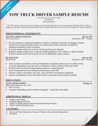 Sample Delivery Driver Resume by 6 Truck Driver Resume Sample Budget Template Letter