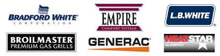 Empire Comfort Systems Appliances Ac Howell Propane