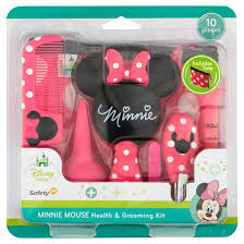 safety 1st disney baby minnie mouse health u0026 grooming kit target