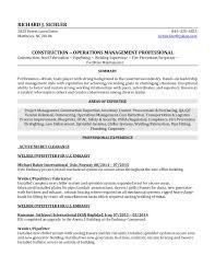 construction inspector resume sichler richard resume 1 word oct 10 2012