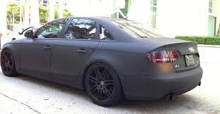 Audi Q7 Matte Black - matte black audi a4 downtown miami exotic cars on the streets of