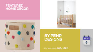 Home Interior Products By Pehr Designs Featured Home Décor Youtube