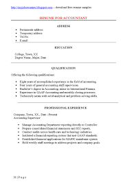 Financial Accountant Resume Example Fresh Jobs And Free Resume Samples For Jobs Resume Template For