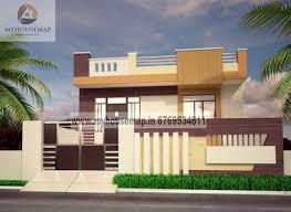 Ground Floor House Elevation Designs In Indian