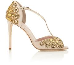 gold wedding shoes for shop wedding and bridal shoes emmy