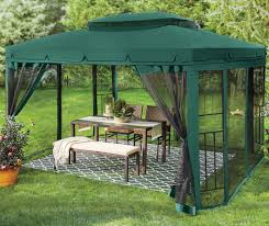 Patio Gazebos by Metal Patio Canopy Gazebo U2014 Kelly Home Decor Ideas For Patio