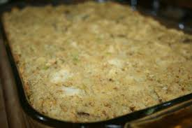 south dish traditional southern cornbread dressing