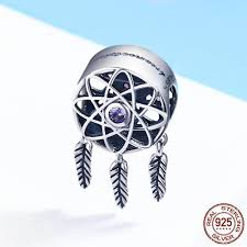 pandora charms pandora bracelet images 925 sterling silver dream catcher charm for pandora bracelet my jpg