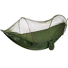 forfar camping hammock tent with mosquito net portable parachute