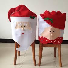 aliexpress com buy 2 pcs lot christmas accessories santa claus
